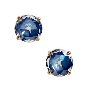 KATE SPADE • Bright Idea Brilliant Blue Earrings